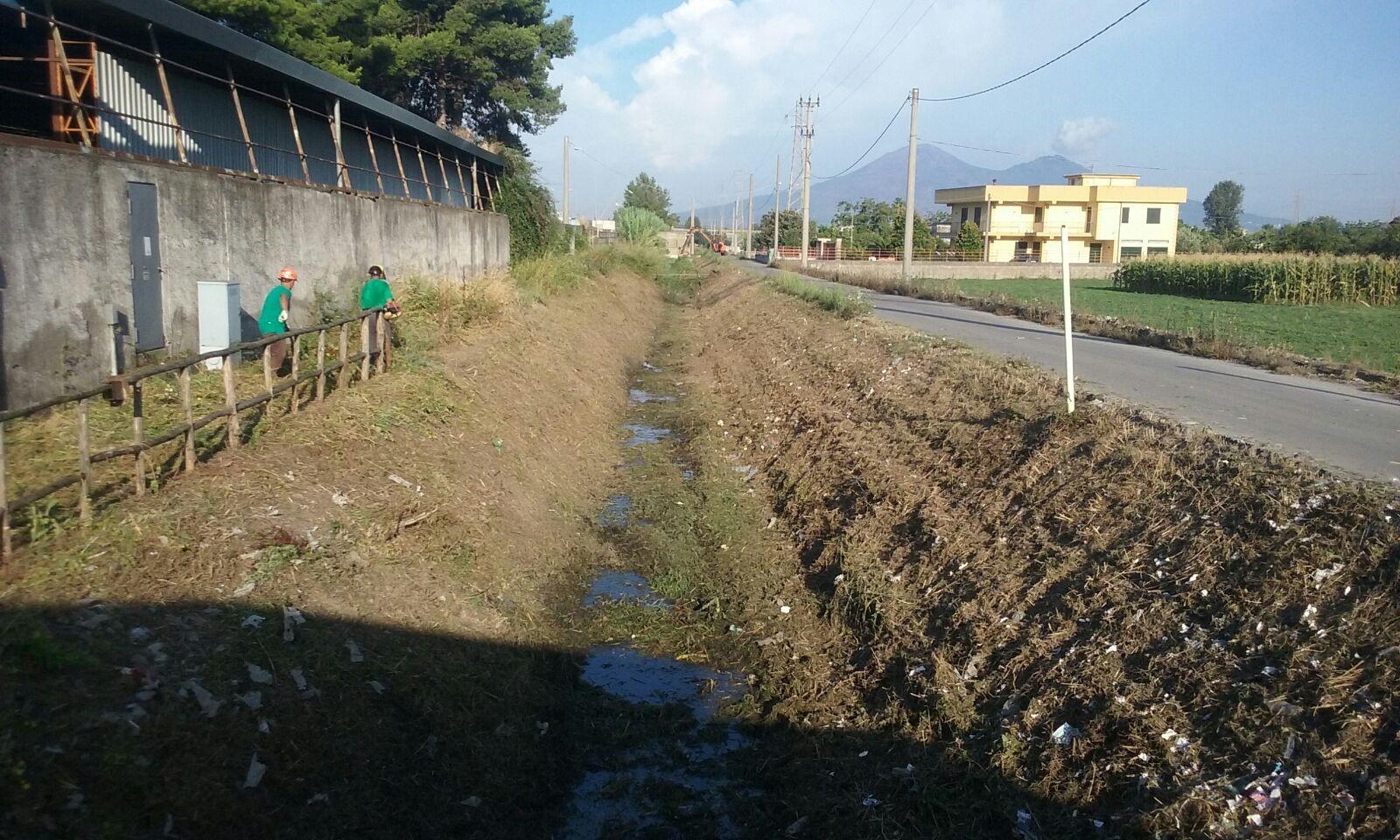 Interventi di manutenzione canale fosso imperatore - Interventi di manutenzione ...