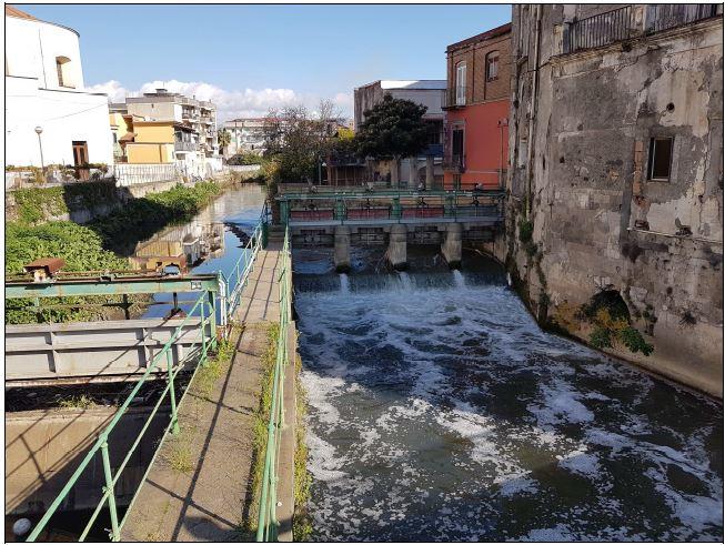 Manutenzione straordinaria del Canale Bottaro e del Canale Casadodici nell'ambito del centro urbano del Comune di Scafati