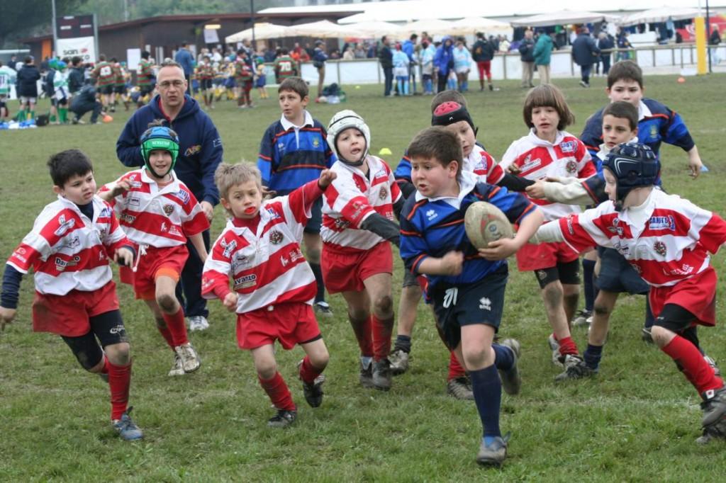 Focus Telenuova: Il nuovo Campo di Rugby
