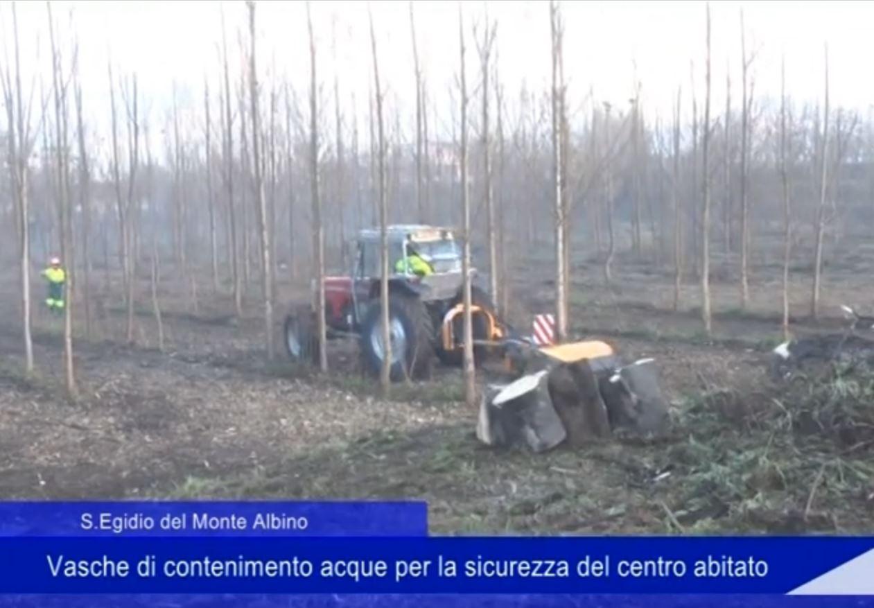 Vasca Corbara – Frazione di san Lorenzo – video intervista su andamento dei lavori di manutenzione