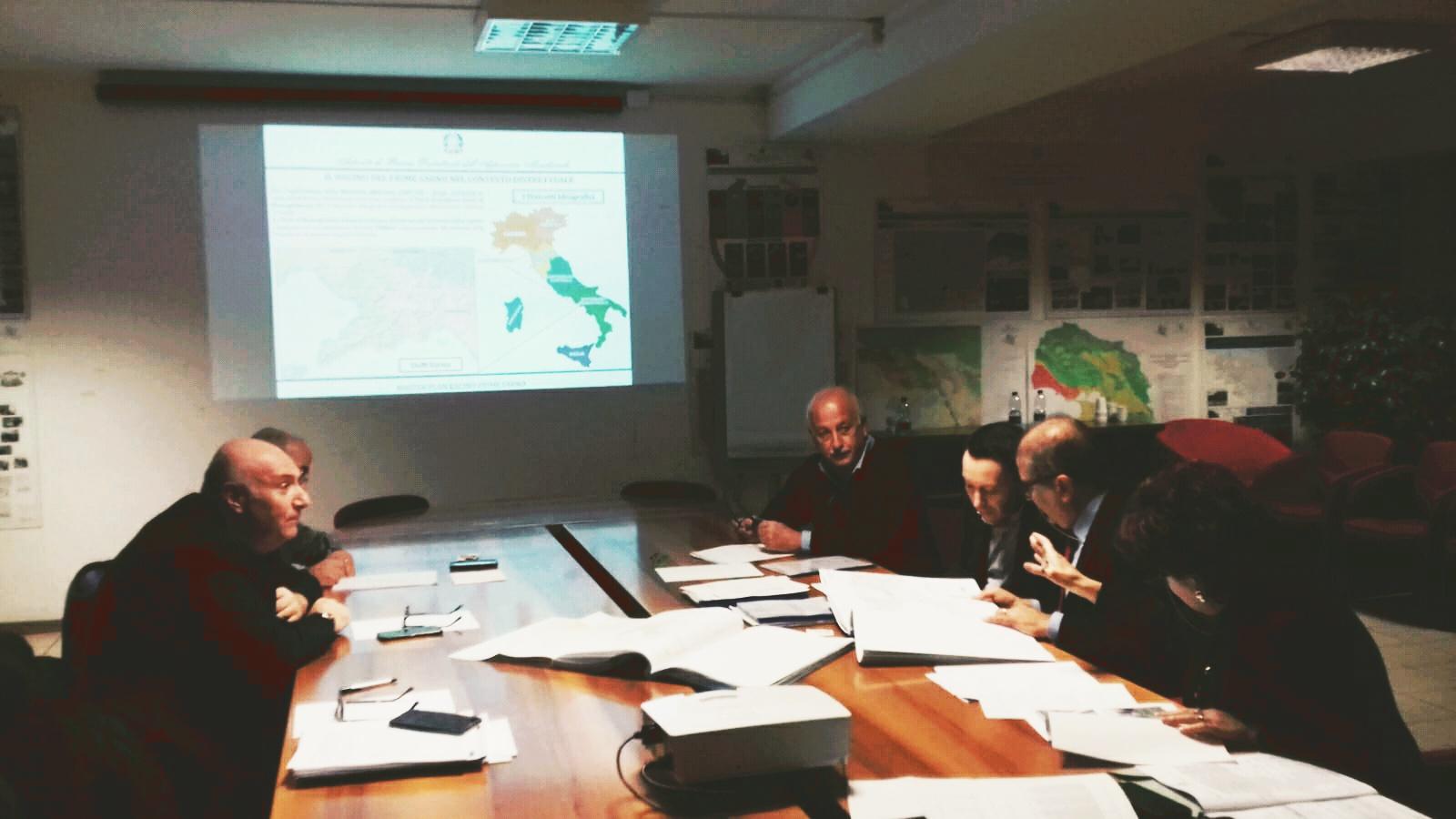 Nuovo Masterplan  Bacino del Fiume Sarno